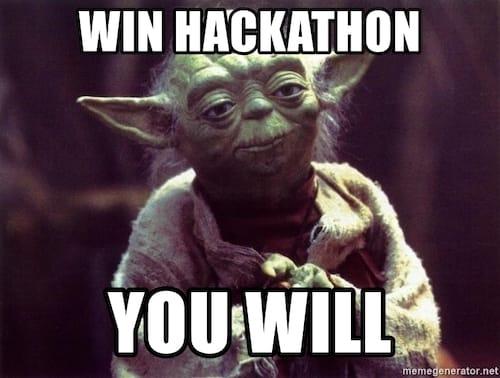 Yoda - Win Hackathon You Will
