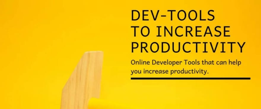 Tools Every Developer Should Know and Use