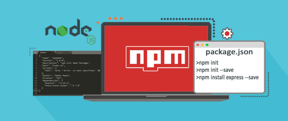 Cover image for Customize npm init default values