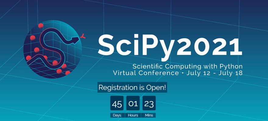 SciPy Conference 2021 Developer Conference