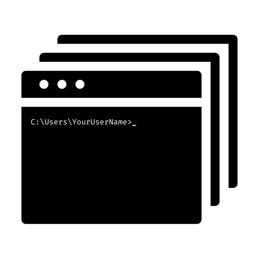 Image of blank Terminal