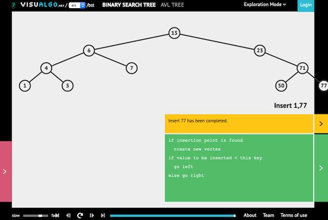 Screenshot of the tool