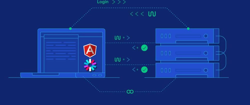 Cover image for Angular 8: Authentication using JSON Web Token (JWT) with HttpClient and HttpInterceptors.