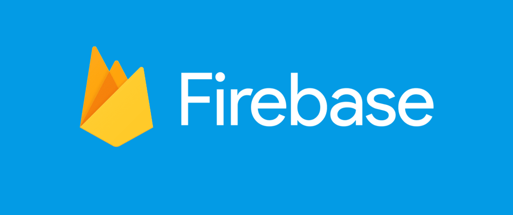 Cover image for Firebase - Short introduction for beginners