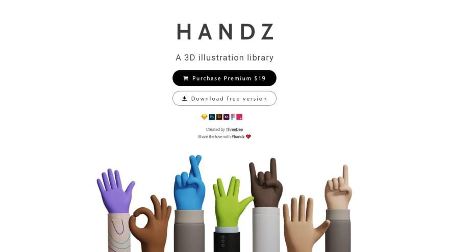 Handz design