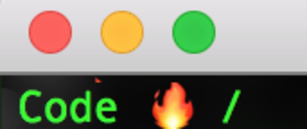 Cover image for Adding Emoji 🔥 to your terminal