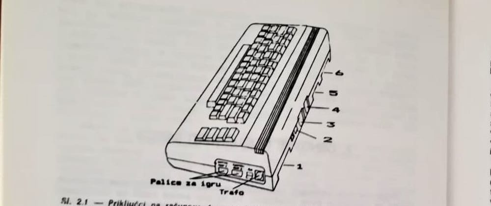 Cover image for Relics of the (programming) past