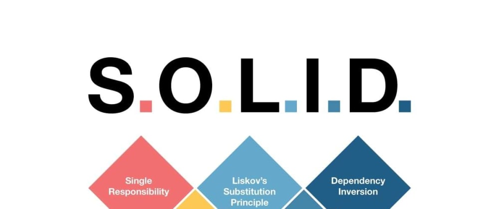 Cover image for SOLID: Software Design Principles. Be a better developer