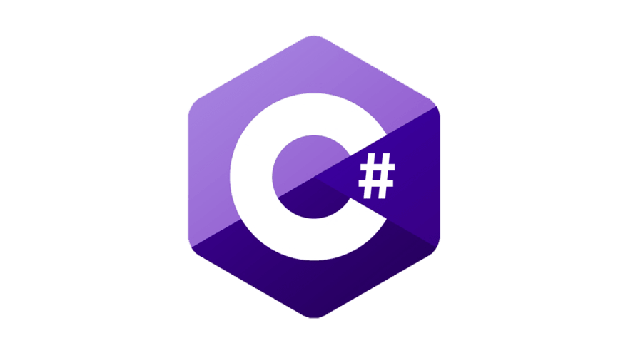 C# logotipo visto en Ciberninjas