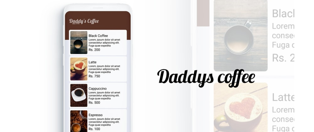 Cover image for Daddy's Coffee
