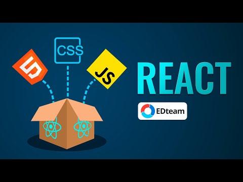Que es react js y como funciona