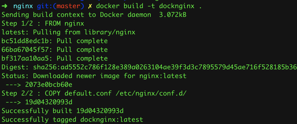 Cover image for Docker 201: Use NGINX as a Reverse Proxy for NodeJS Server in 2020! 📦 🙌 (practical guide)