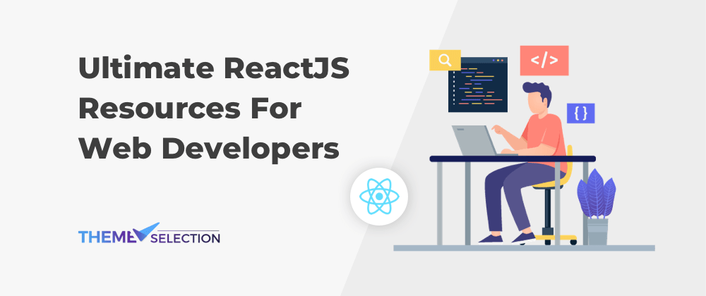 Cover Image for Ultimate ReactJS Resources 🛠For Web Developers 2021👨💻
