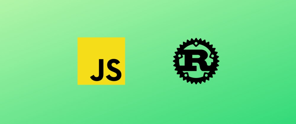 Cover image for From JavaScript to Rust : Data Types