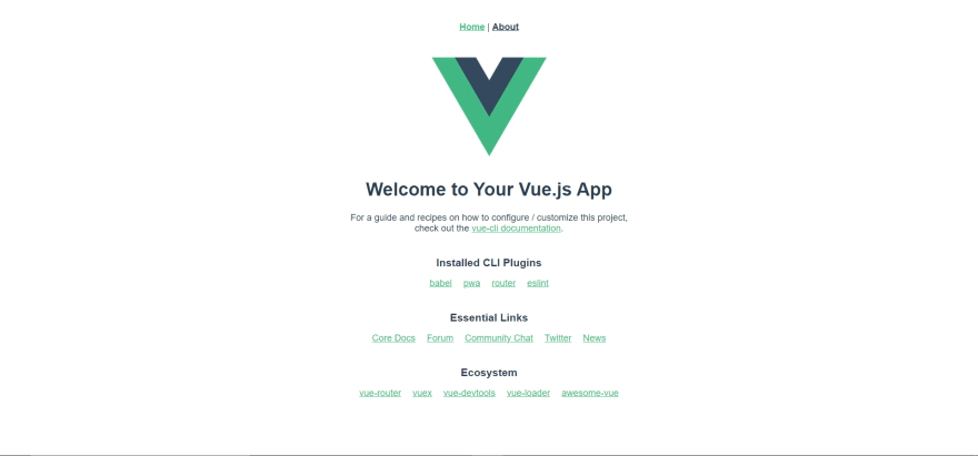 decentralised-vue-project-home
