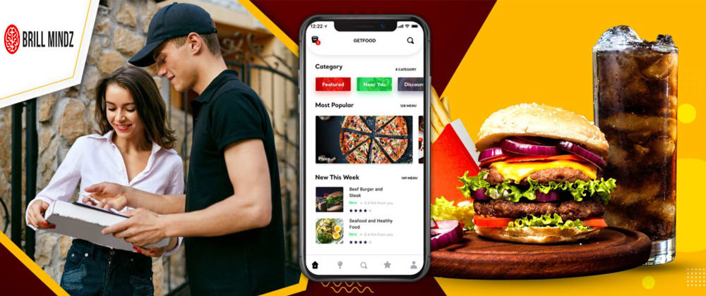 Cover image for Must-Have Features To Grow Your Online Food Delivery Business Like Zomato