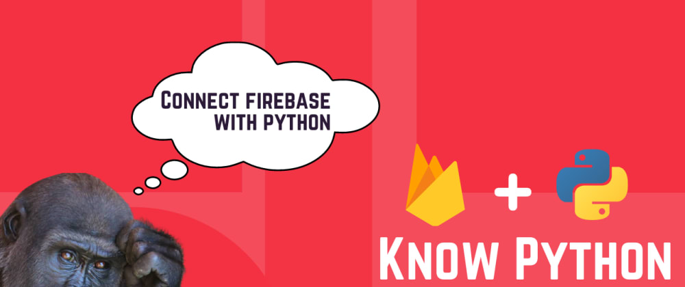 Cover image for Creating a GUI Python App with Firebase SignIn - Python Firebase    GUI Python App