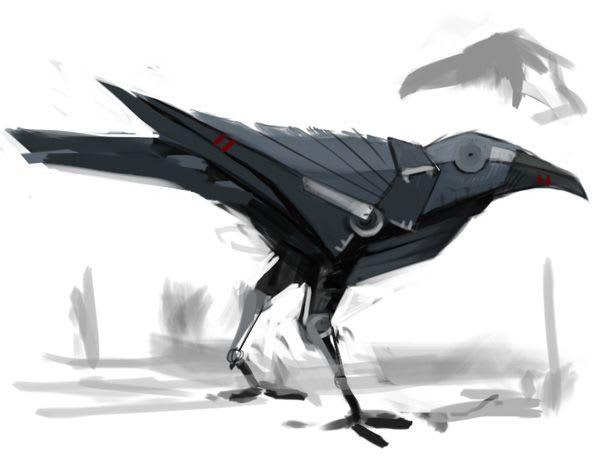 Crow-bot