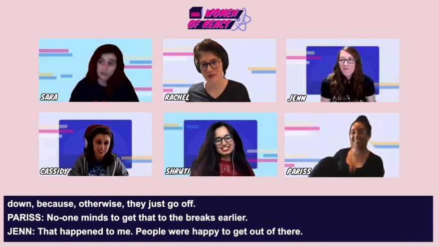 Panel screenshot