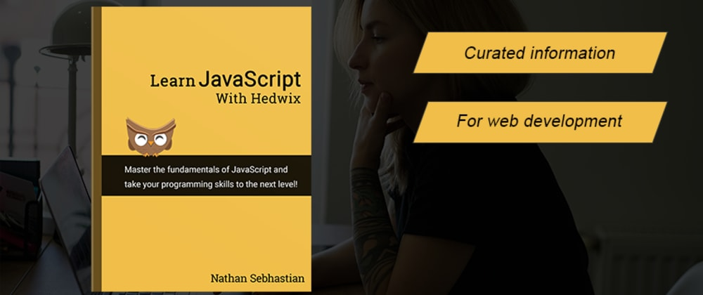 Cover image for Free book to learn JavaScript
