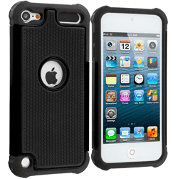 iPhone with case