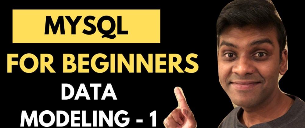 Cover image for Data Modeling