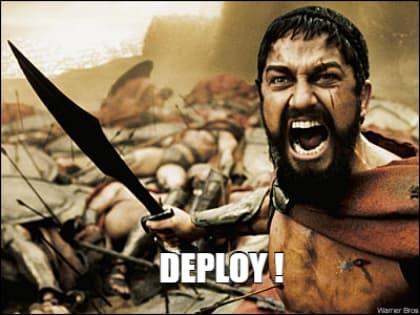 deploy!