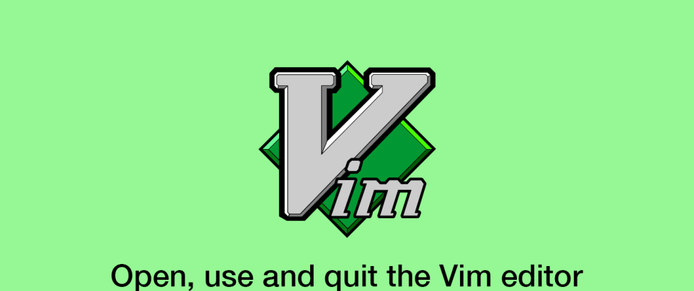 Cover image for Vim Save and Quit