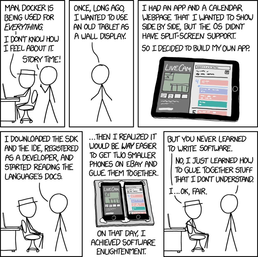 Xkcd Mobile