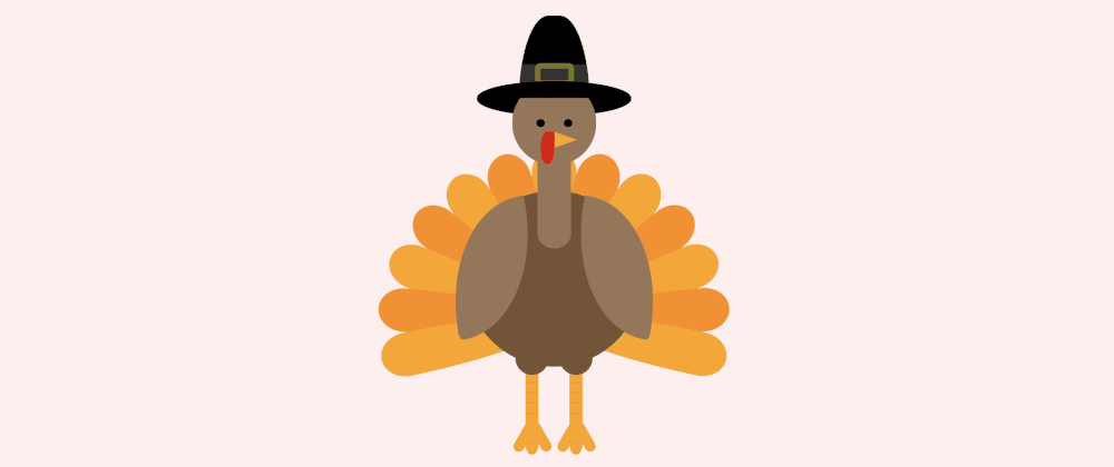 Cover image for Drawing a Thanksgiving turkey with CSS