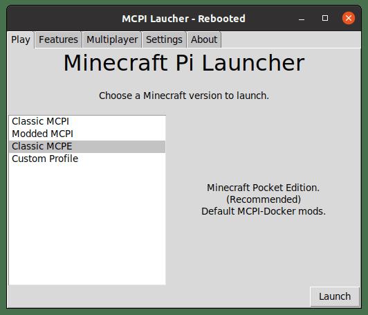 MCPIL Rewrite Progress