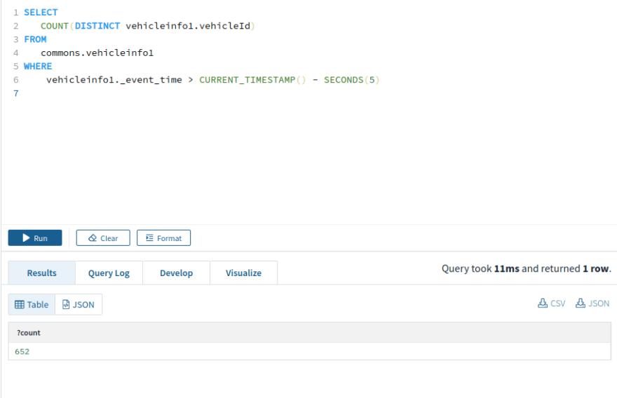 rockset-query-active
