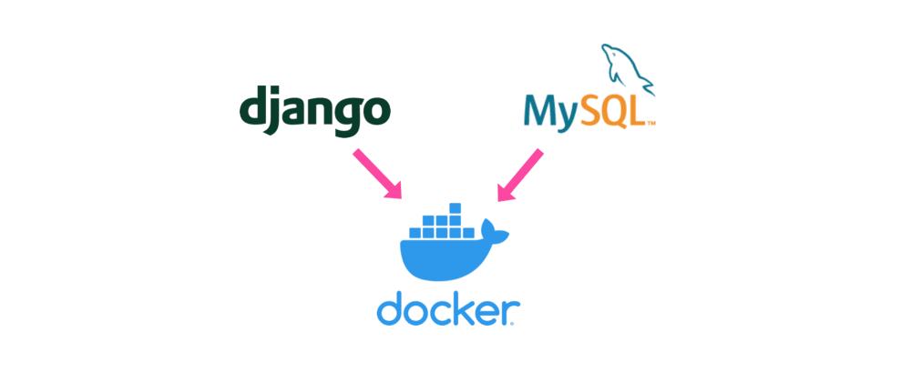 Cover image for Dockerizing a Django + MySQL project