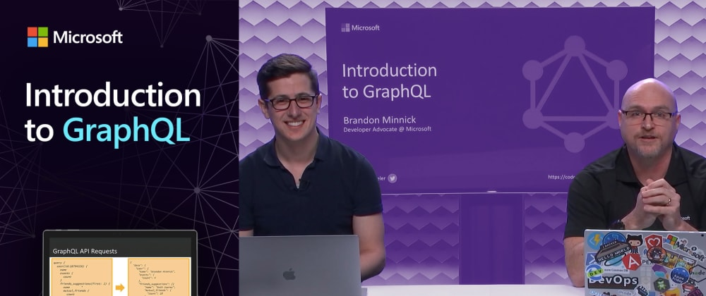 Cover image for On.NET Episode: Introduction To GraphQL