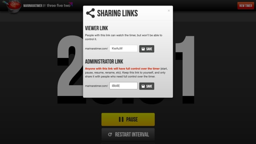 screenshot of marinaratimer.com