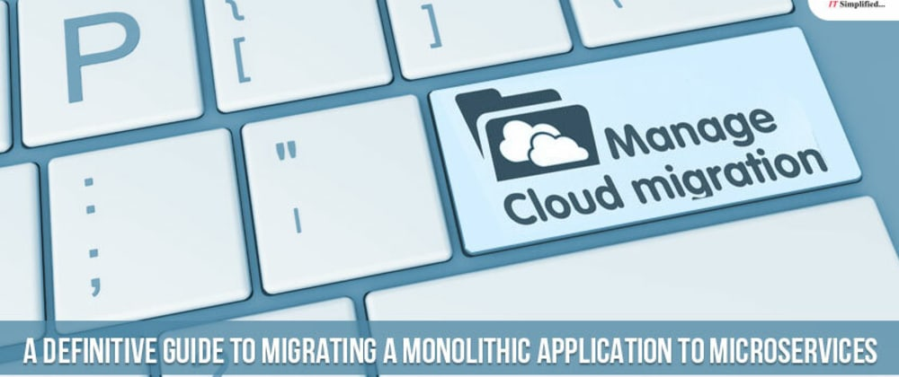 Cover image for Migrating A Monolithic Application to Microservices