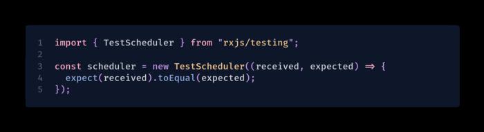 import TestScheduler