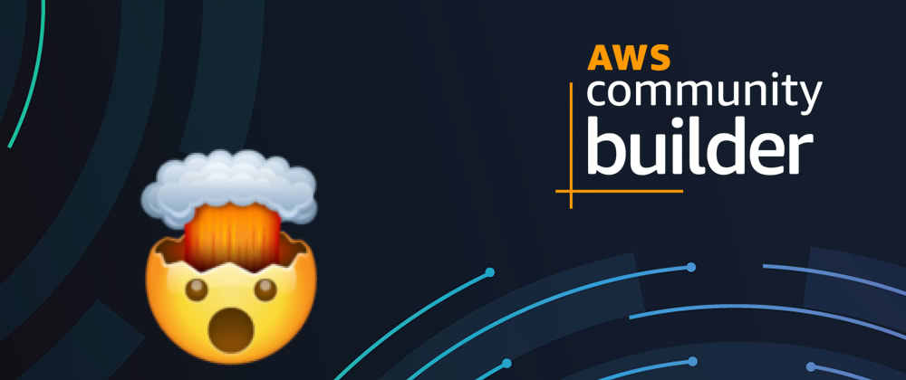 Cover image for AWS Community Builders react to AWS re:Invent 2020🤯