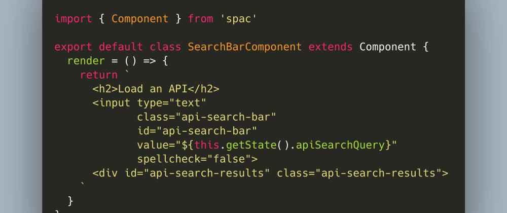Cover image for ApiBlaze: SPAC Framework Refactoring