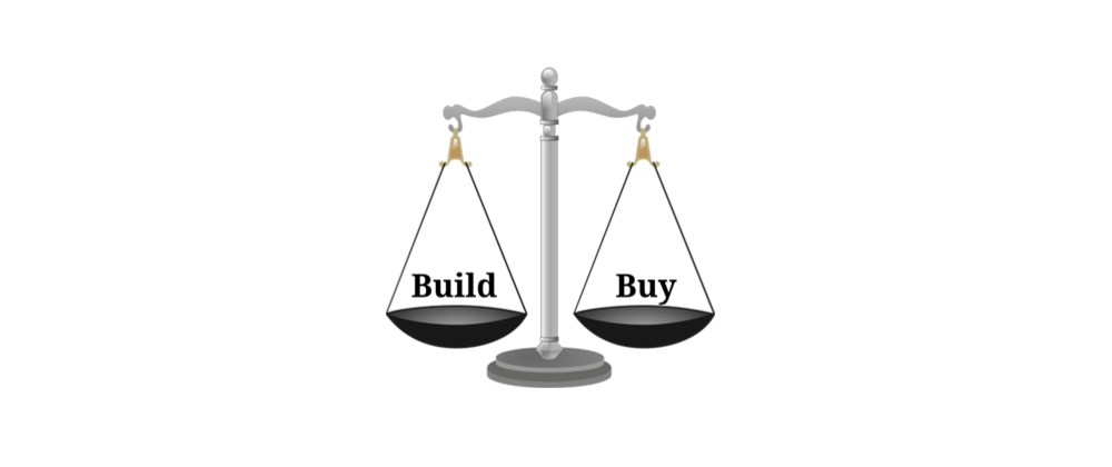 Cover image for Build Vs Buy Decisions In Software Development