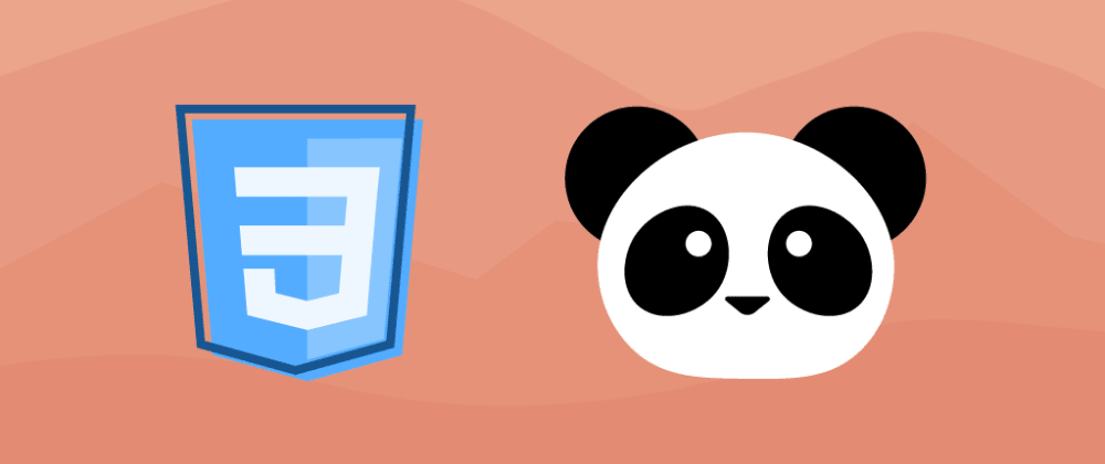 Cover image for Animate CSS code: create a panda animation with HTML & CSS