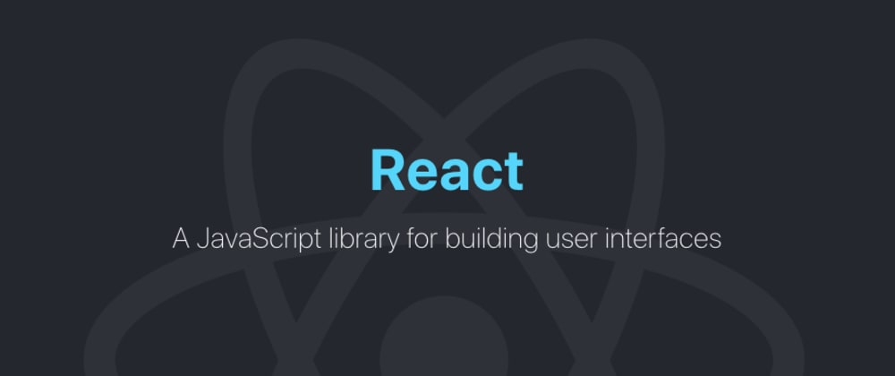 Cover image for Start Using React.js