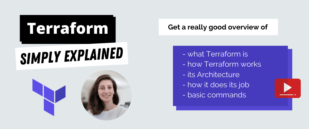 Cover image for Terraform simply explained