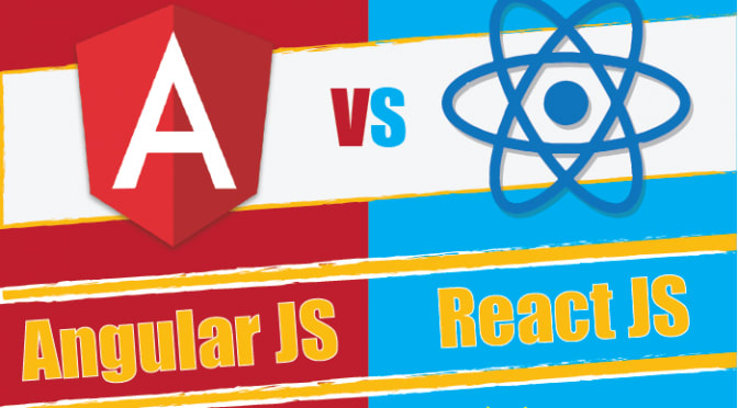 React is taking over AngularJS