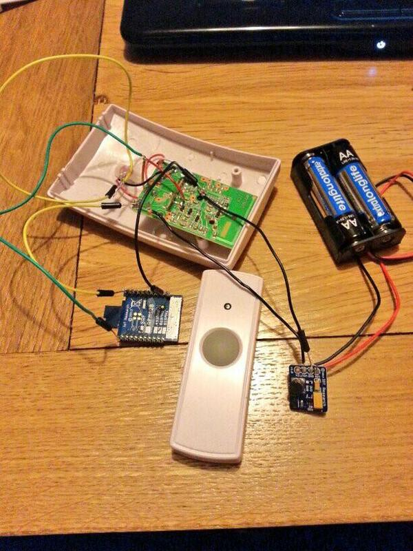 IoT Door Bell