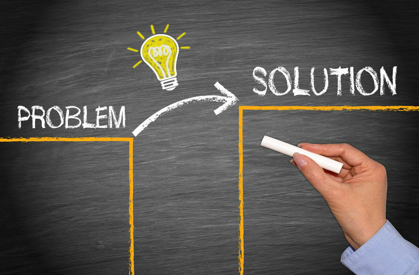 Learn to solve problems
