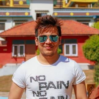 Nirazan Basnet profile picture