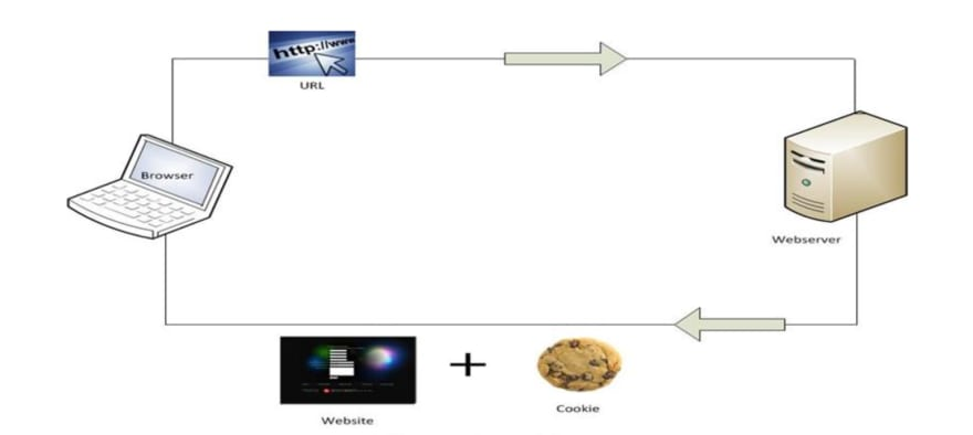 Fig. 1: Browsing Without Cookies