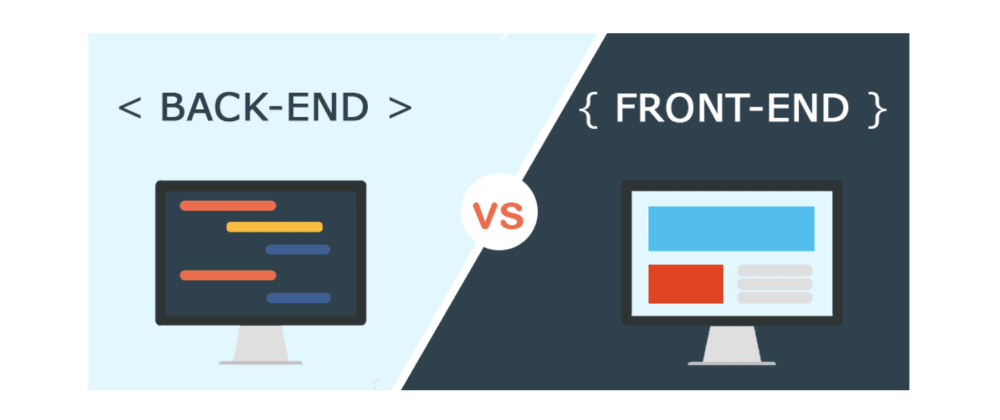 Cover image for Frontend vs Backend: Which One Is Right For You?