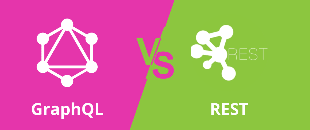 Cover image for GraphQL VS REST — Which one to choose when? | SoluteLabs